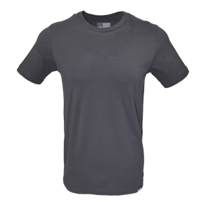 Dark Gray Crew Neck