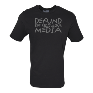 Men's Crew Neck – Defund The Media